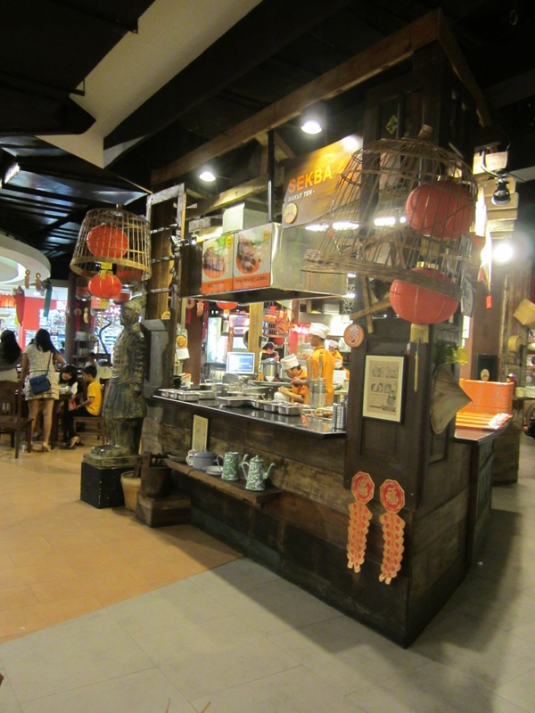 EAT AND EAT KELAPA GADING MALL