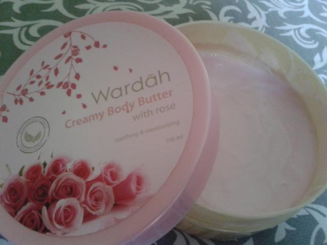 WardahBODYLOTION
