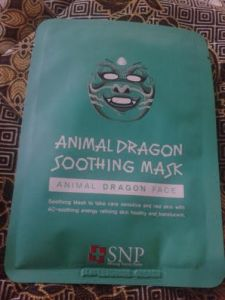ANIMAL MASK DRAGON SNP