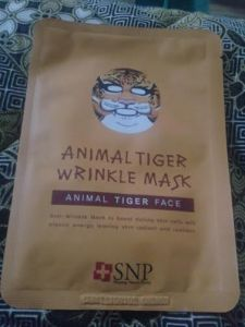 ANIMAL MASK TIGER SNP