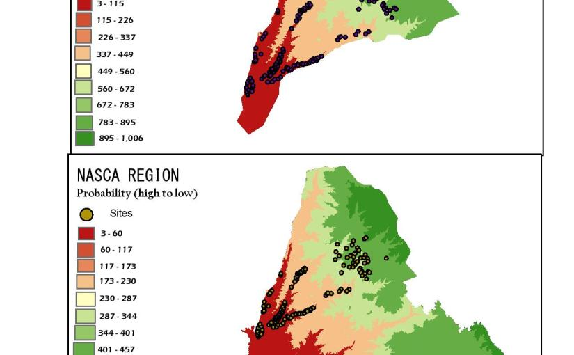GIS > Predictive Model forsites